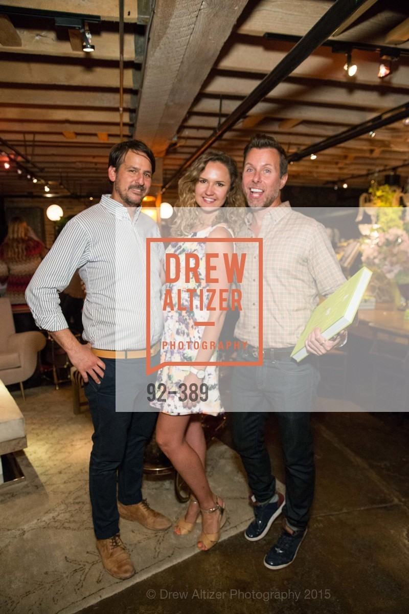 Nelson Nolan, Liz Sergeev, Ryan Anderson, Ken Fulk Hosts A Book Signing For Carlos Mota, Ken Fulk Inc. 310 7th St, October 14th, 2015,Drew Altizer, Drew Altizer Photography, full-service agency, private events, San Francisco photographer, photographer california