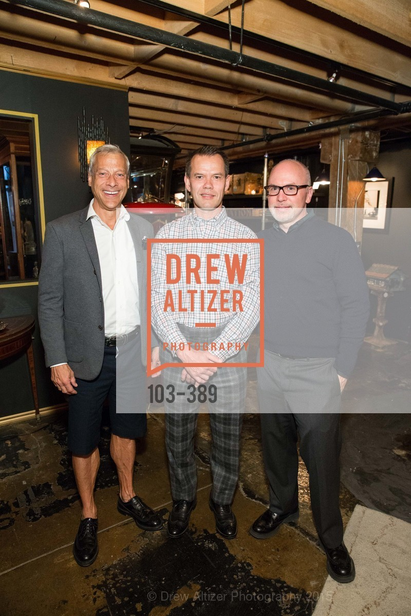 Kurt Wutten, Mark Tren, Brad Arington, Ken Fulk Hosts A Book Signing For Carlos Mota, Ken Fulk Inc. 310 7th St, October 14th, 2015,Drew Altizer, Drew Altizer Photography, full-service agency, private events, San Francisco photographer, photographer california