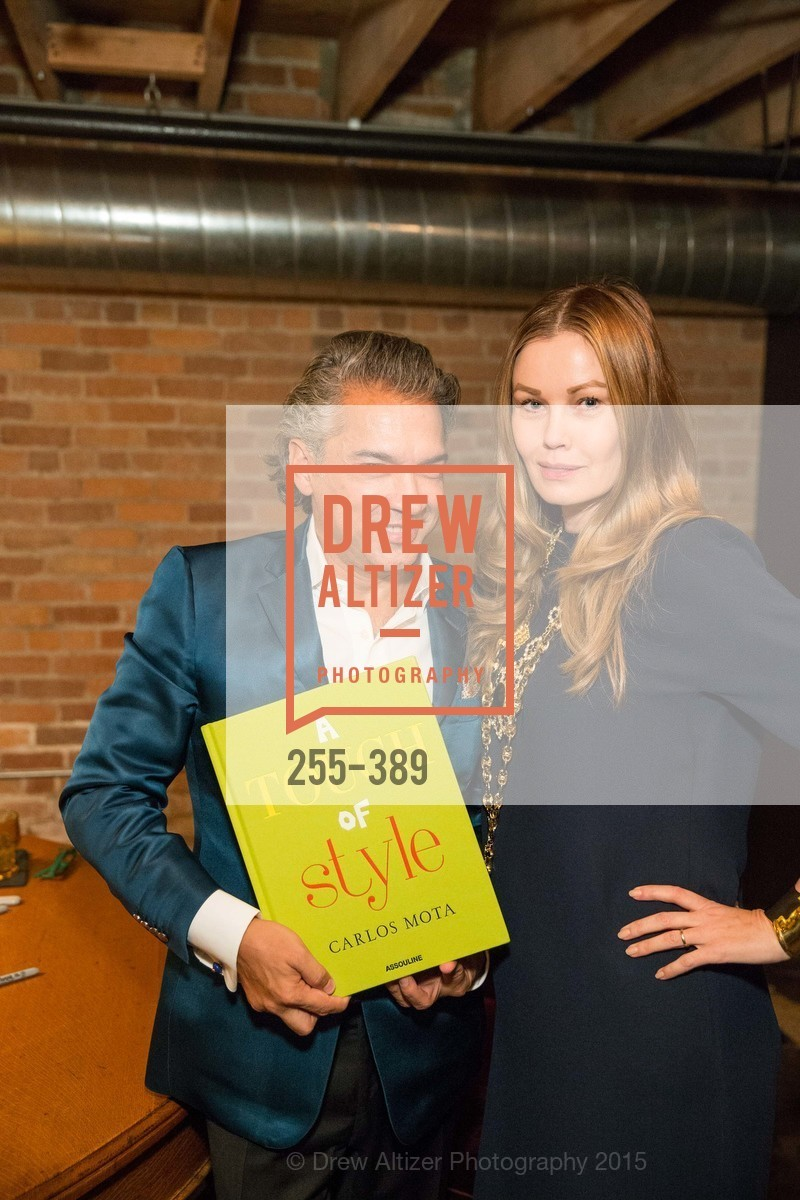 Carlos Mota, Tatiana Sorokko, Ken Fulk Hosts A Book Signing For Carlos Mota, Ken Fulk Inc. 310 7th St, October 14th, 2015,Drew Altizer, Drew Altizer Photography, full-service agency, private events, San Francisco photographer, photographer california