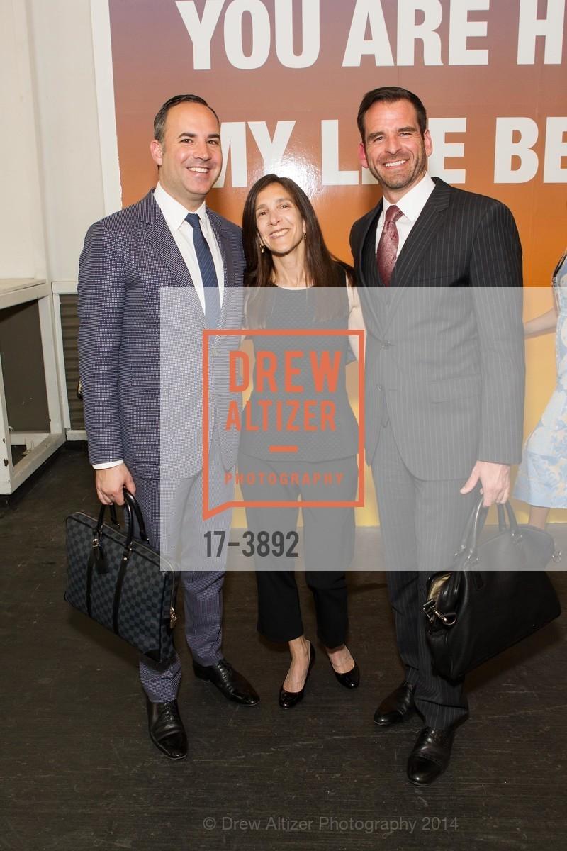 Robert Arnold-Kraft, Lisa Podos Wais, Ryan Williams, Photo #17-3892