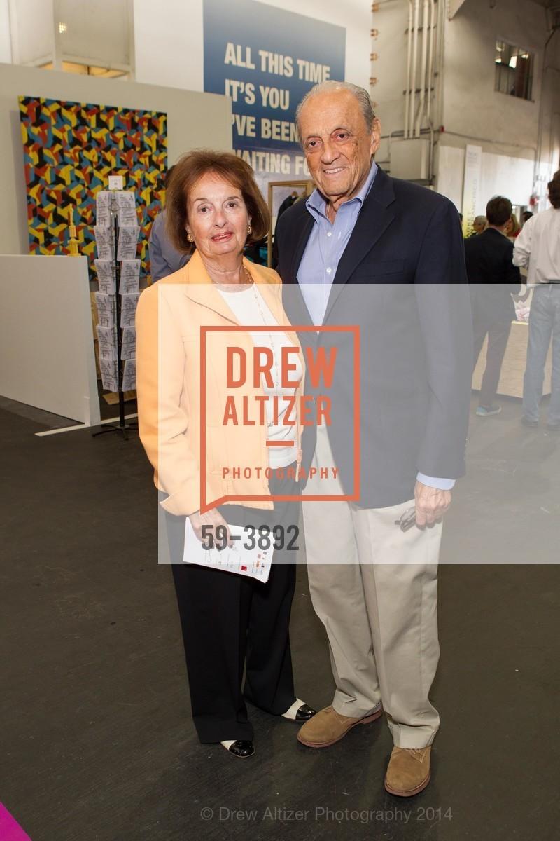 Anita Wornick, Ron Wornick, Photo #59-3892