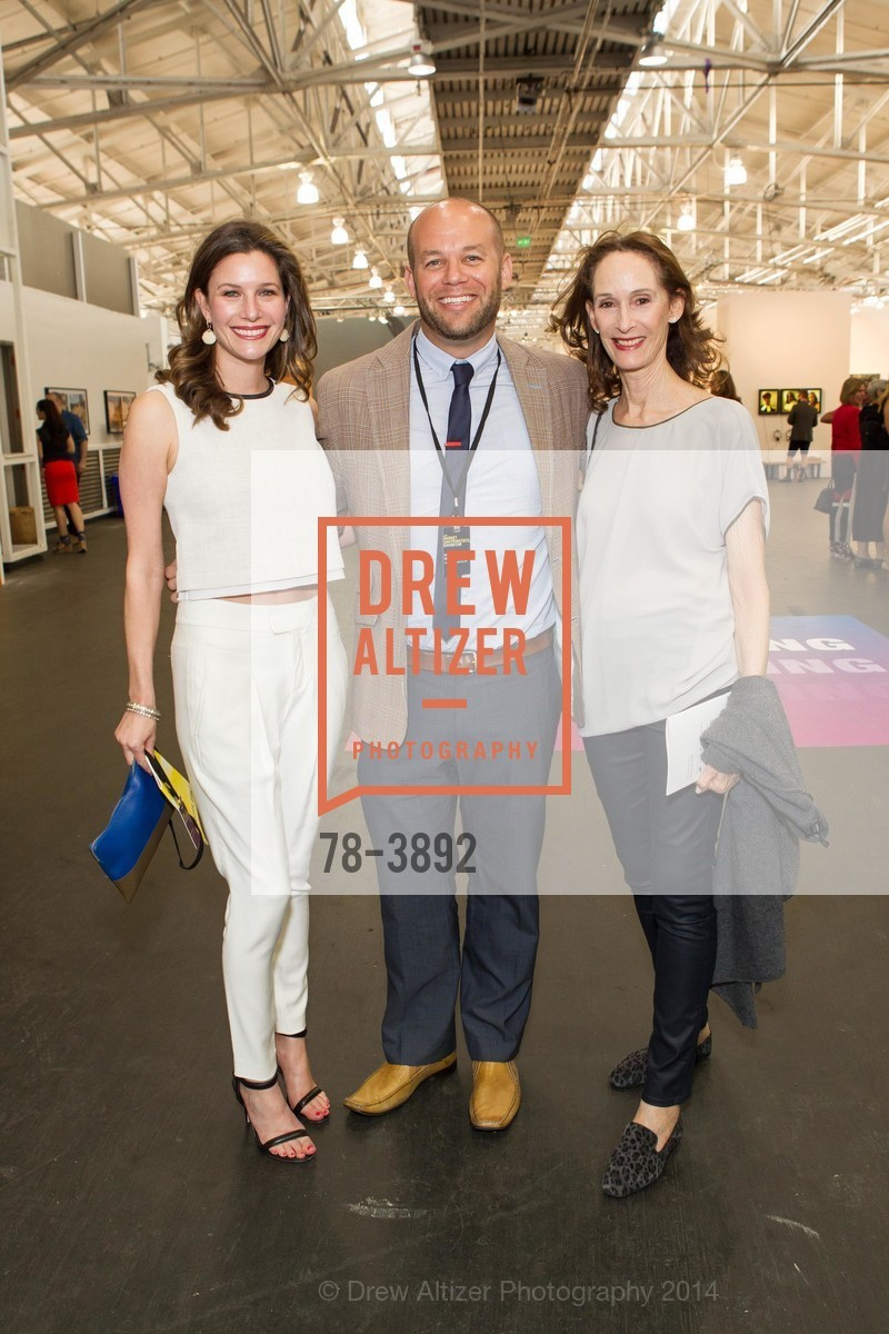 Amy Levins, Ben Strauss-Malcolm, Cheryl Levins, Photo #78-3892