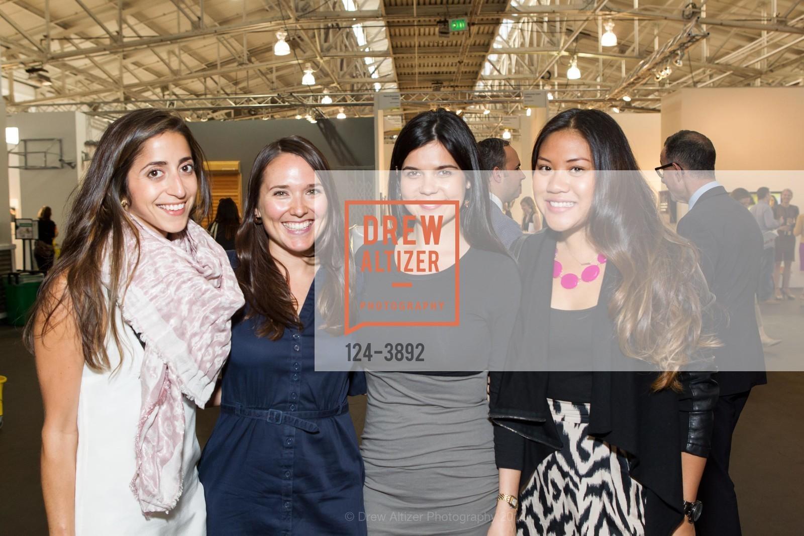 Yasmin Avash, Lisa Friedman, Ana Michelon, Ashton Luong, Photo #124-3892