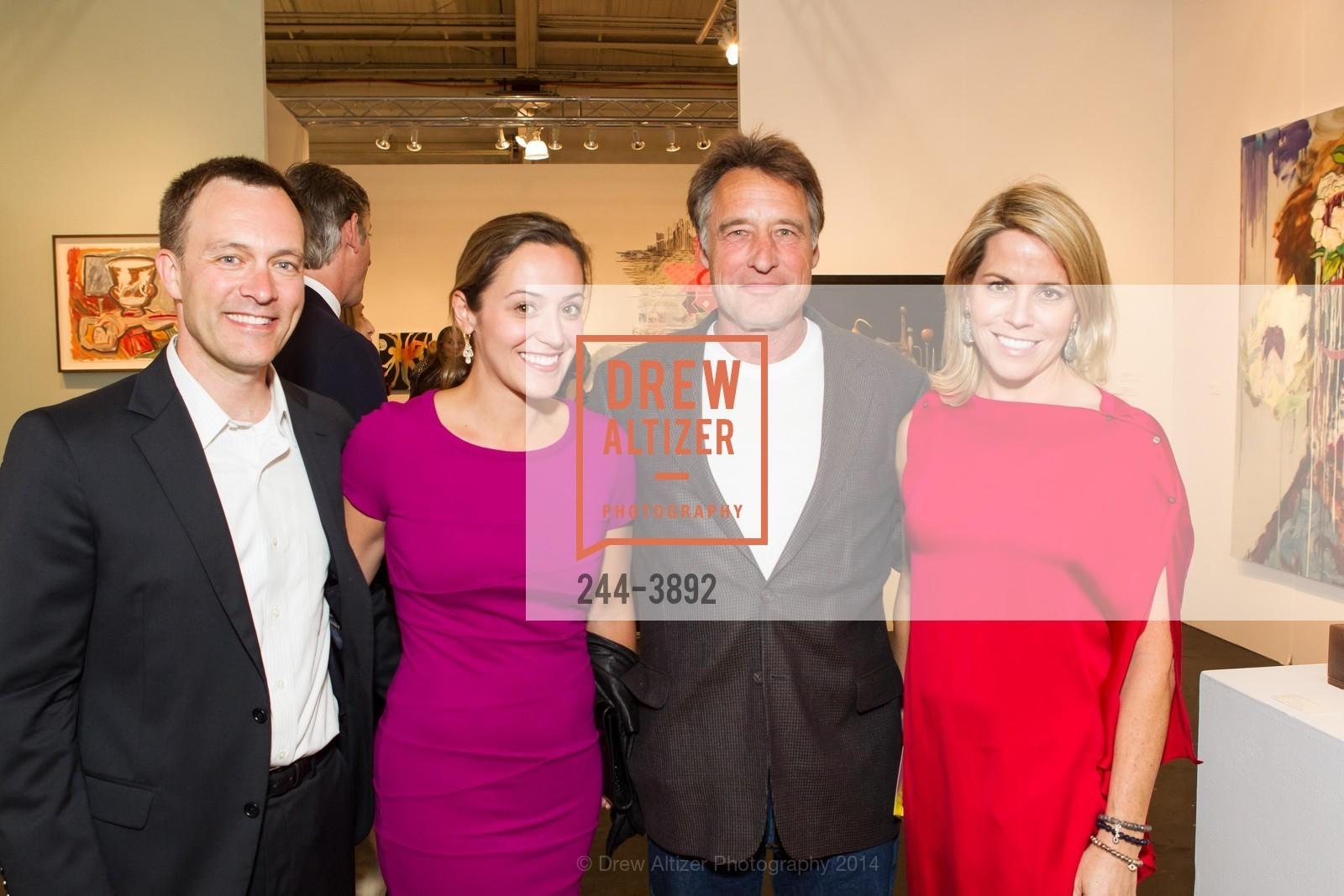 Scott Crabill, Angela Crabill, Michael Gregory, Lisa Begosian, Photo #244-3892