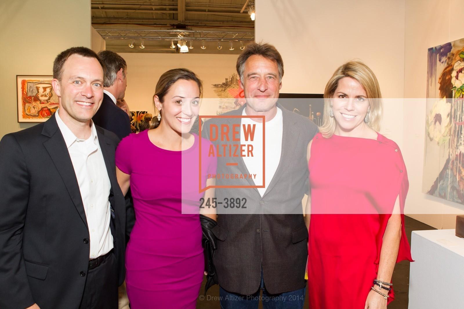 Scott Crabill, Angela Crabill, Michael Gregory, Lisa Begosian, Photo #245-3892