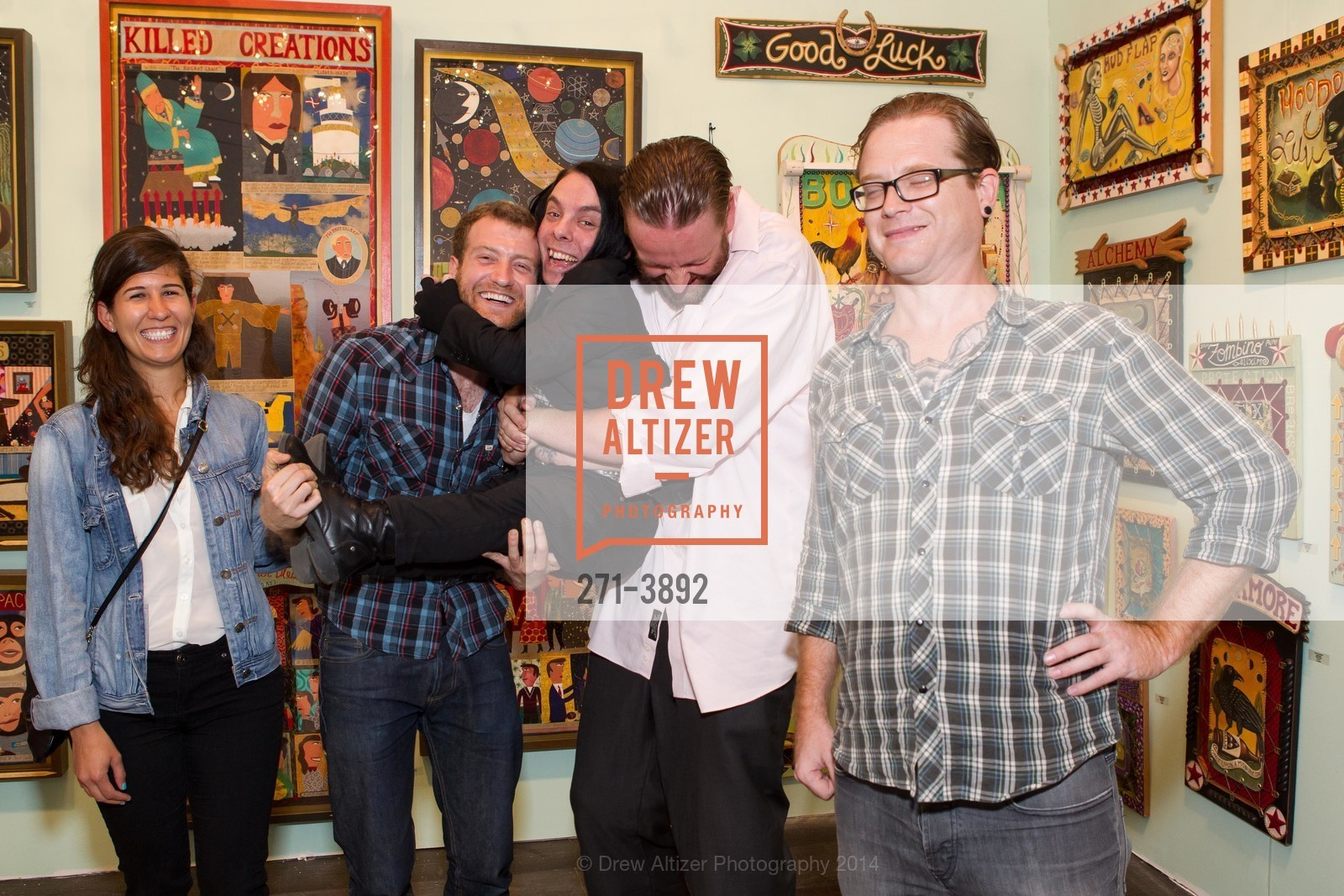 Amy Plavner, Devin Gribbons, Nick Sin, Noah Antieau, Bryan Cunningham, Photo #271-3892