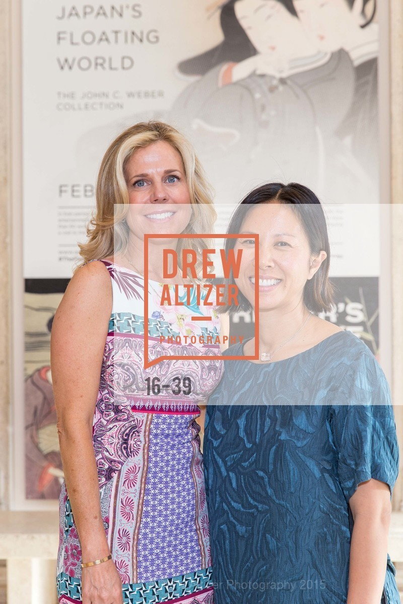 Caroline Low, Linda Lynch, ASIAN ART MUSEUM Presents Once Upon a Time in Tokyo, Asian Art Museum. 200 Larkin St., San Francisco, April 17th, 2015,Drew Altizer, Drew Altizer Photography, full-service agency, private events, San Francisco photographer, photographer california