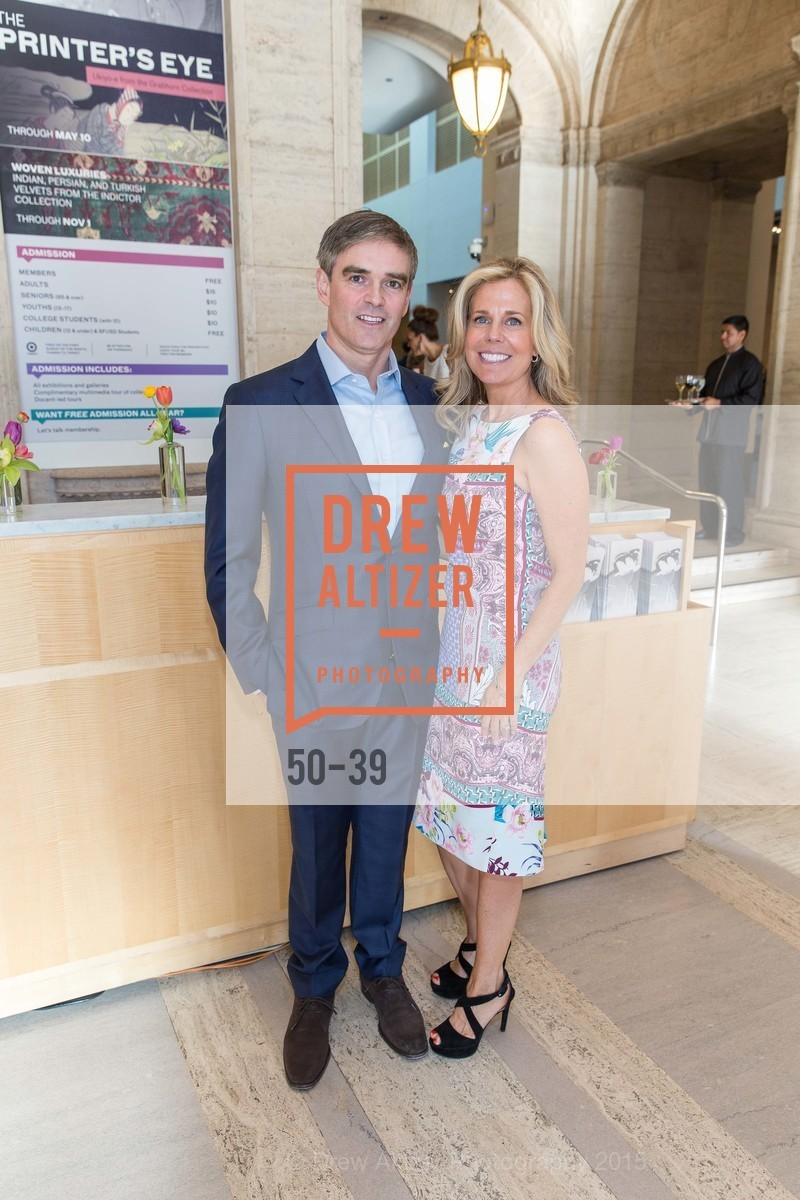 Graham Low, Caroline Low, ASIAN ART MUSEUM Presents Once Upon a Time in Tokyo, Asian Art Museum. 200 Larkin St., San Francisco, April 17th, 2015,Drew Altizer, Drew Altizer Photography, full-service agency, private events, San Francisco photographer, photographer california