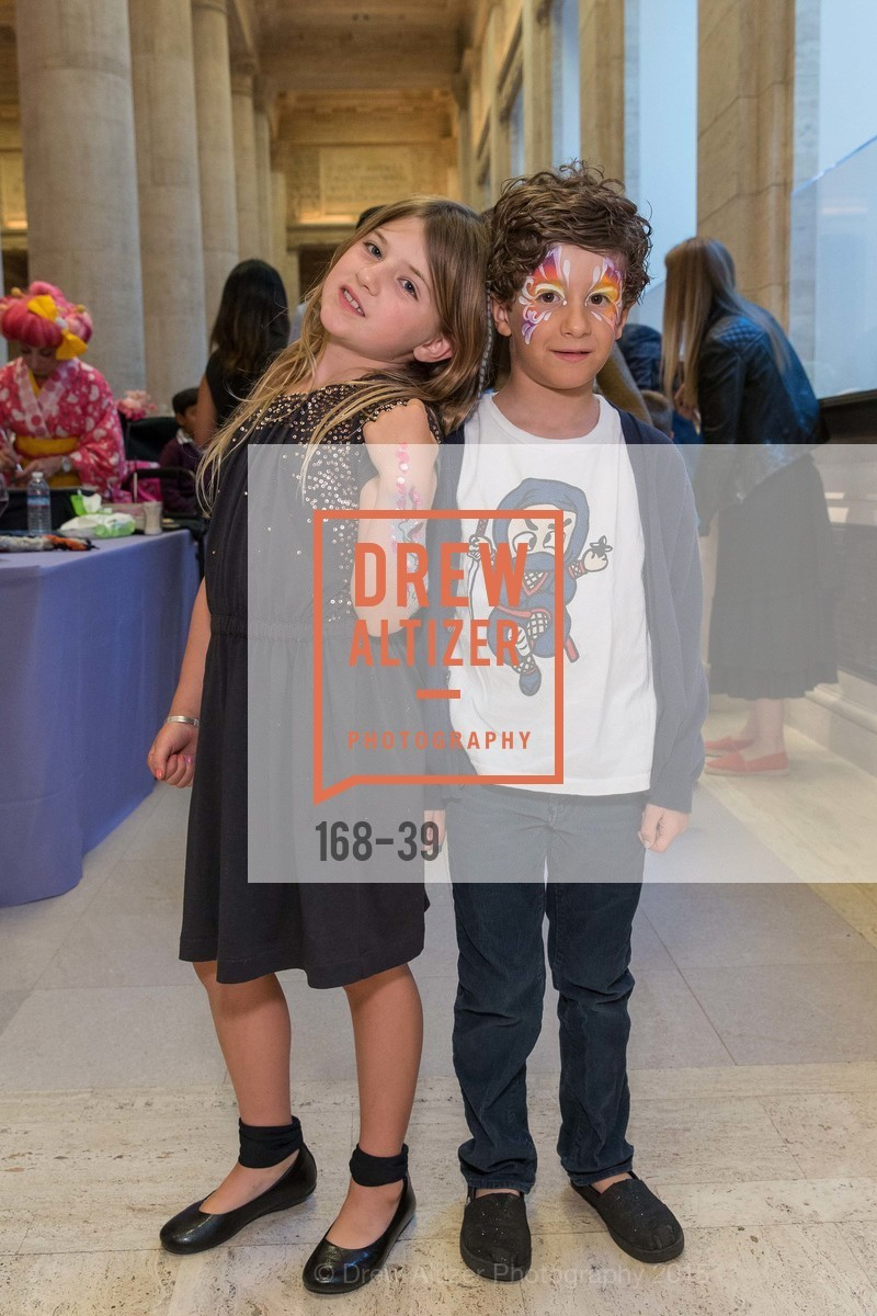 Willa Riedy, Maitland Wais, ASIAN ART MUSEUM Presents Once Upon a Time in Tokyo, Asian Art Museum. 200 Larkin St., San Francisco, April 17th, 2015,Drew Altizer, Drew Altizer Photography, full-service agency, private events, San Francisco photographer, photographer california