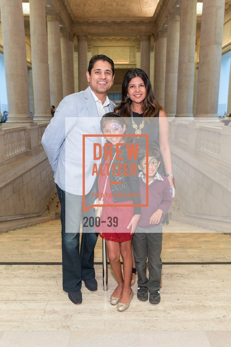 Mikhil Behl, Malbika Behl, Rhea Behl, Neel Behl, ASIAN ART MUSEUM Presents Once Upon a Time in Tokyo, Asian Art Museum. 200 Larkin St., San Francisco, April 17th, 2015,Drew Altizer, Drew Altizer Photography, full-service agency, private events, San Francisco photographer, photographer california