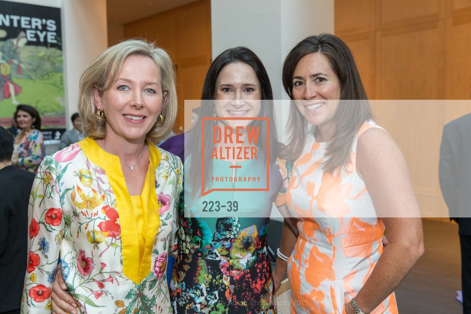 Jennifer Ullyot, Liz Kahn, Kelly Scandalios, ASIAN ART MUSEUM Presents Once Upon a Time in Tokyo, Asian Art Museum. 200 Larkin St., San Francisco, April 17th, 2015,Drew Altizer, Drew Altizer Photography, full-service agency, private events, San Francisco photographer, photographer california