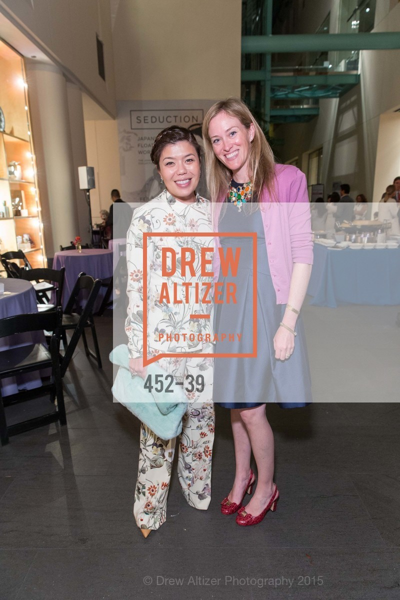 Alice Chang, Renee Fitzpatrick, ASIAN ART MUSEUM Presents Once Upon a Time in Tokyo, Asian Art Museum. 200 Larkin St., San Francisco, April 17th, 2015,Drew Altizer, Drew Altizer Photography, full-service agency, private events, San Francisco photographer, photographer california