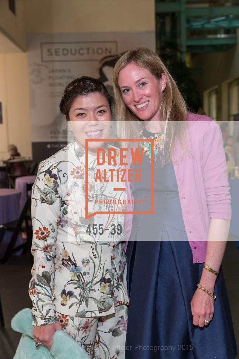 Alice Chang, Renee Fitzpatrick, ASIAN ART MUSEUM Presents Once Upon a Time in Tokyo, Asian Art Museum. 200 Larkin St., San Francisco, April 17th, 2015,Drew Altizer, Drew Altizer Photography, full-service event agency, private events, San Francisco photographer, photographer California