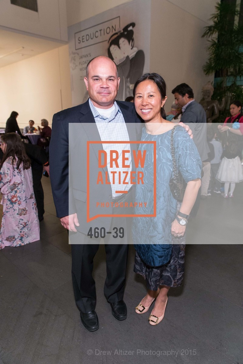 Kevin Lynch, Linda Lynch, ASIAN ART MUSEUM Presents Once Upon a Time in Tokyo, Asian Art Museum. 200 Larkin St., San Francisco, April 17th, 2015,Drew Altizer, Drew Altizer Photography, full-service agency, private events, San Francisco photographer, photographer california