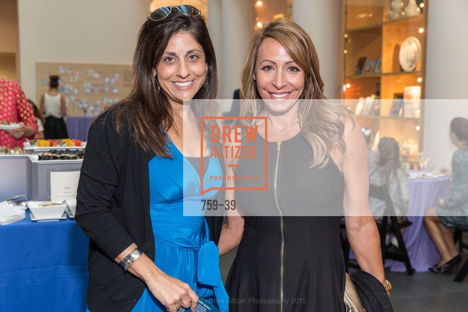 Lisa Hayashi, Andrea Acord, ASIAN ART MUSEUM Presents Once Upon a Time in Tokyo, Asian Art Museum. 200 Larkin St., San Francisco, April 17th, 2015,Drew Altizer, Drew Altizer Photography, full-service agency, private events, San Francisco photographer, photographer california