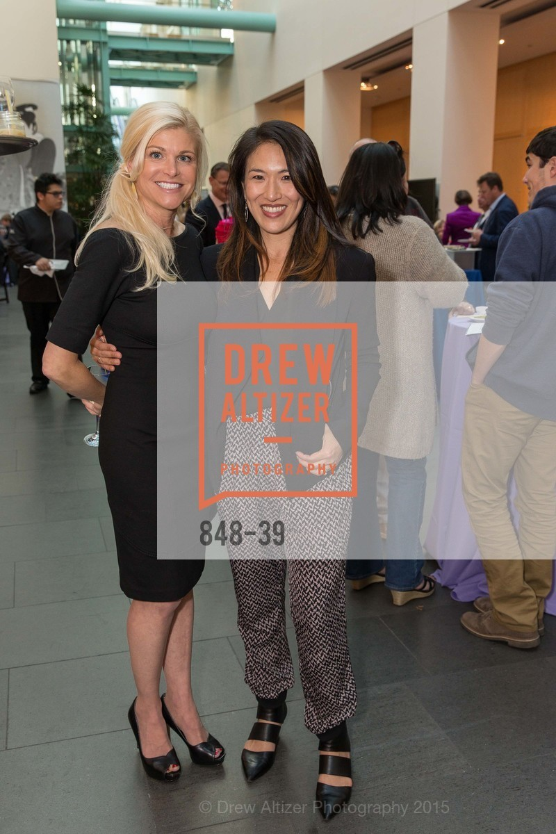 Lori Shigekane, Dina To, ASIAN ART MUSEUM Presents Once Upon a Time in Tokyo, Asian Art Museum. 200 Larkin St., San Francisco, April 17th, 2015,Drew Altizer, Drew Altizer Photography, full-service agency, private events, San Francisco photographer, photographer california
