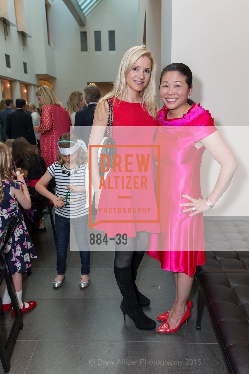 Heidi Cinader, Bella Shen Garnett, ASIAN ART MUSEUM Presents Once Upon a Time in Tokyo, Asian Art Museum. 200 Larkin St., San Francisco, April 17th, 2015,Drew Altizer, Drew Altizer Photography, full-service agency, private events, San Francisco photographer, photographer california