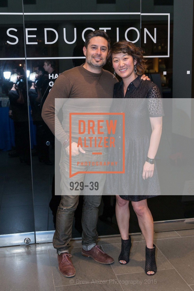 Esteban Martinez, Lisa Nourse, ASIAN ART MUSEUM Presents Once Upon a Time in Tokyo, Asian Art Museum. 200 Larkin St., San Francisco, April 17th, 2015,Drew Altizer, Drew Altizer Photography, full-service agency, private events, San Francisco photographer, photographer california
