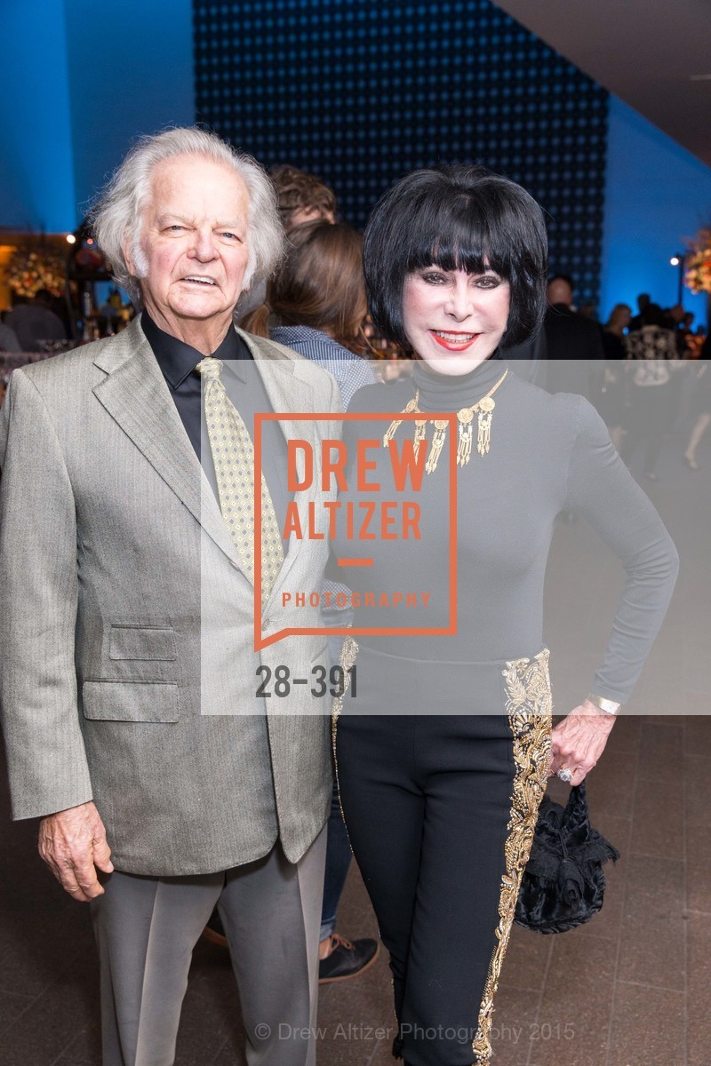 Michael Cabak, Marilyn Cabak, Jewel City: Art From San Francisco's Panama-Pacific International Exposition Donor Opening Reception, de Young Museum, October 15th, 2015,Drew Altizer, Drew Altizer Photography, full-service event agency, private events, San Francisco photographer, photographer California