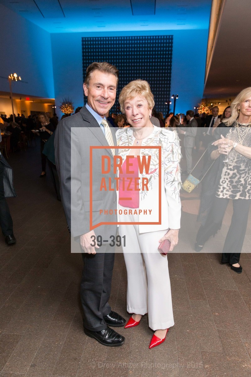 Robert Beadle, Maria Pitcairn, Jewel City: Art From San Francisco's Panama-Pacific International Exposition Donor Opening Reception, de Young Museum, October 15th, 2015,Drew Altizer, Drew Altizer Photography, full-service agency, private events, San Francisco photographer, photographer california