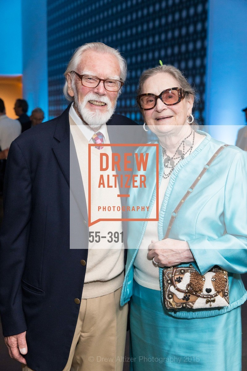 Roland Petersen, Caryl Petersen, Jewel City: Art From San Francisco's Panama-Pacific International Exposition Donor Opening Reception, de Young Museum, October 15th, 2015,Drew Altizer, Drew Altizer Photography, full-service agency, private events, San Francisco photographer, photographer california