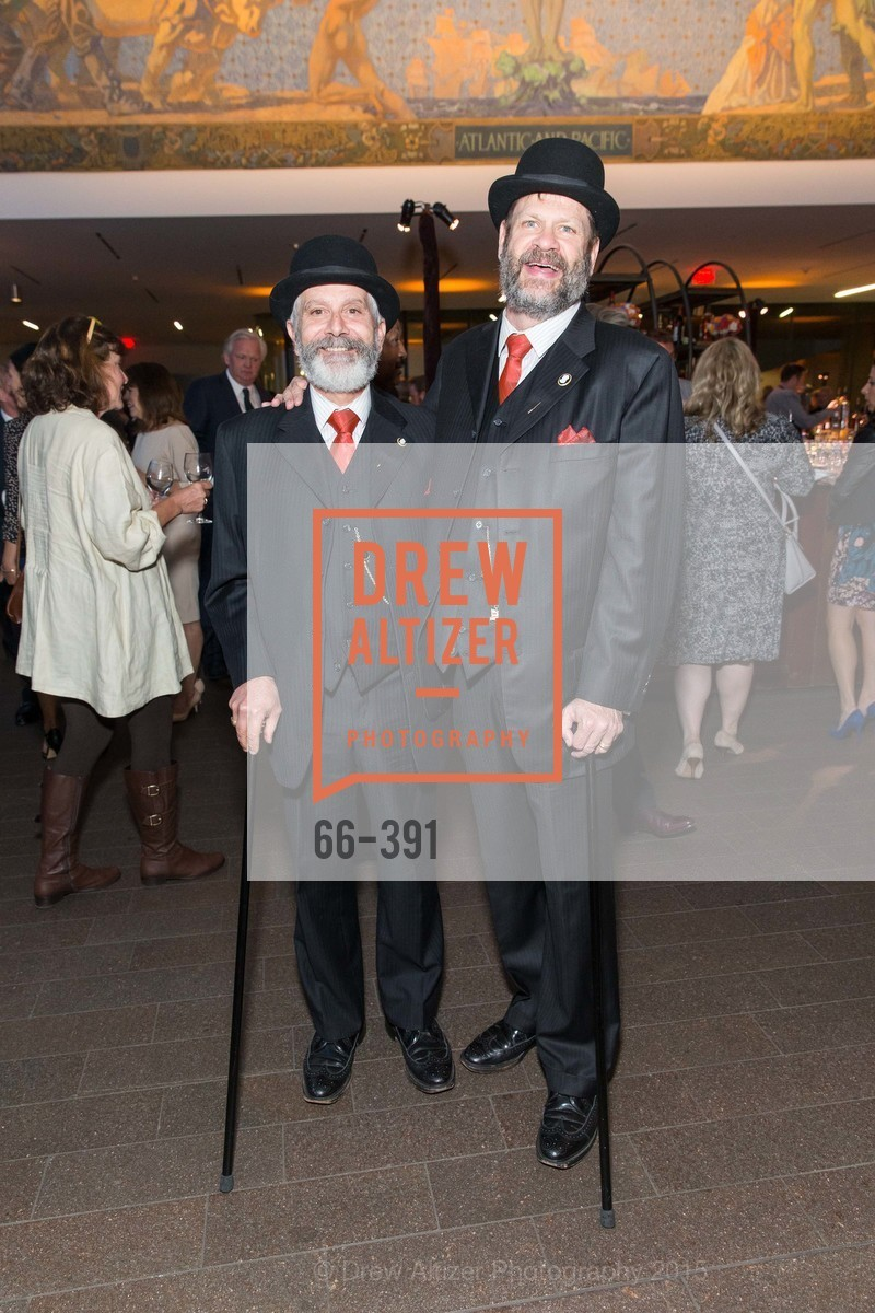 Randy Laroche, David Laudon, Jewel City: Art From San Francisco's Panama-Pacific International Exposition Donor Opening Reception, de Young Museum, October 15th, 2015,Drew Altizer, Drew Altizer Photography, full-service agency, private events, San Francisco photographer, photographer california