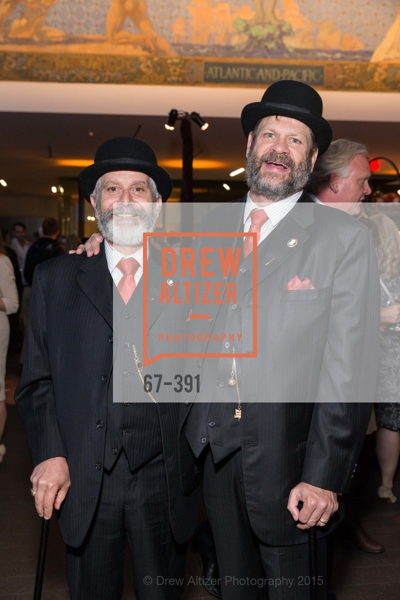 Randy Laroche, David Laudon, Jewel City: Art From San Francisco's Panama-Pacific International Exposition Donor Opening Reception, de Young Museum, October 15th, 2015
