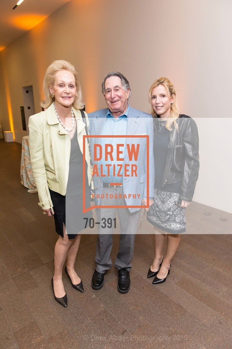Leslie DeBretteville, Alan Baer, Dana Hall, Jewel City: Art From San Francisco's Panama-Pacific International Exposition Donor Opening Reception, de Young Museum, October 15th, 2015,Drew Altizer, Drew Altizer Photography, full-service agency, private events, San Francisco photographer, photographer california