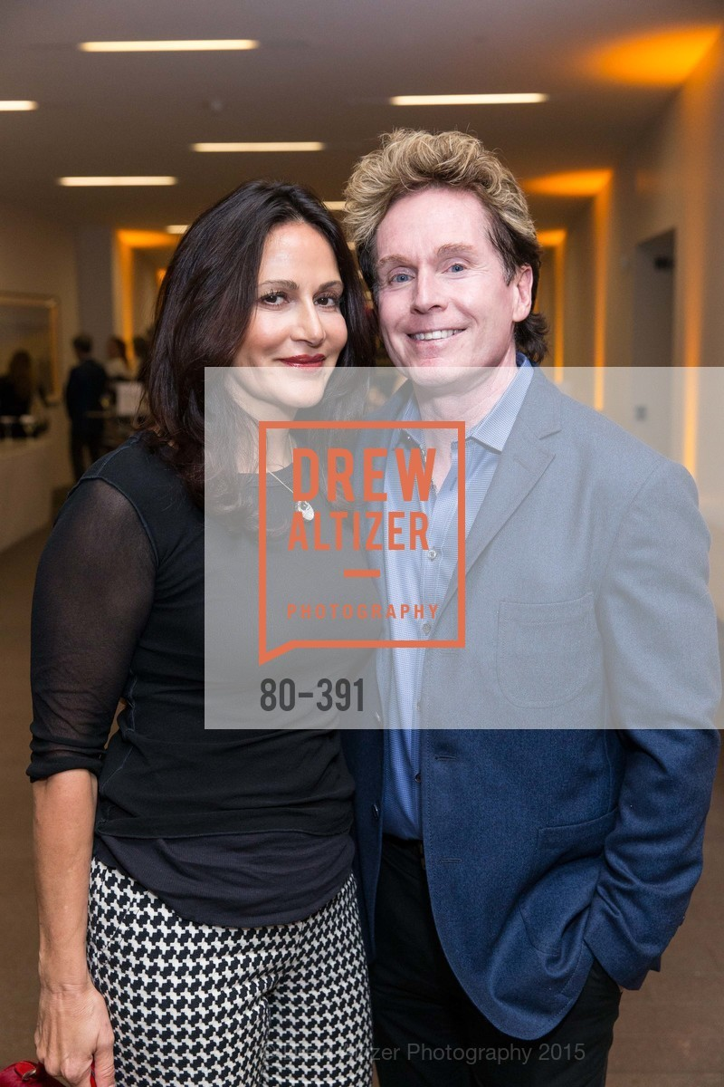 Christina Ongerth, Barry Ongerth, Jewel City: Art From San Francisco's Panama-Pacific International Exposition Donor Opening Reception, de Young Museum, October 15th, 2015,Drew Altizer, Drew Altizer Photography, full-service agency, private events, San Francisco photographer, photographer california