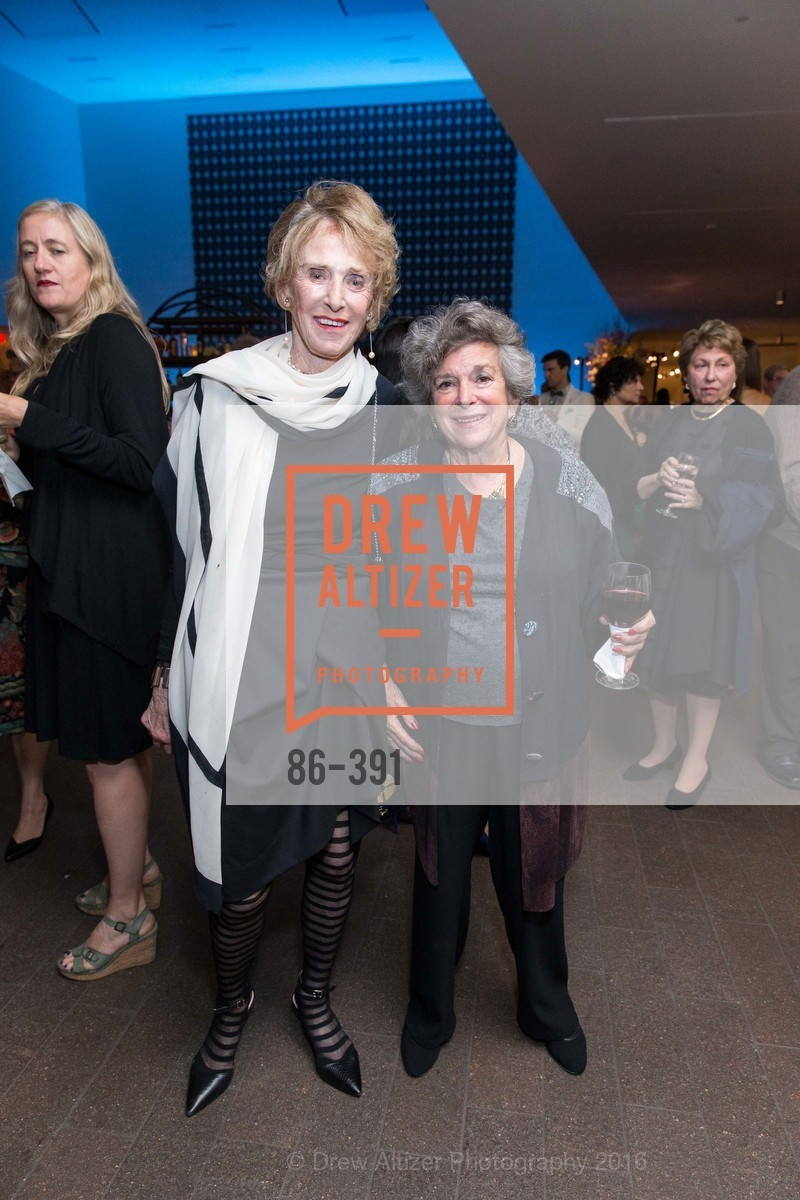 Vera Carpeneti, Delia Ehrlich, Jewel City: Art From San Francisco's Panama-Pacific International Exposition Donor Opening Reception, de Young Museum, October 15th, 2015,Drew Altizer, Drew Altizer Photography, full-service agency, private events, San Francisco photographer, photographer california
