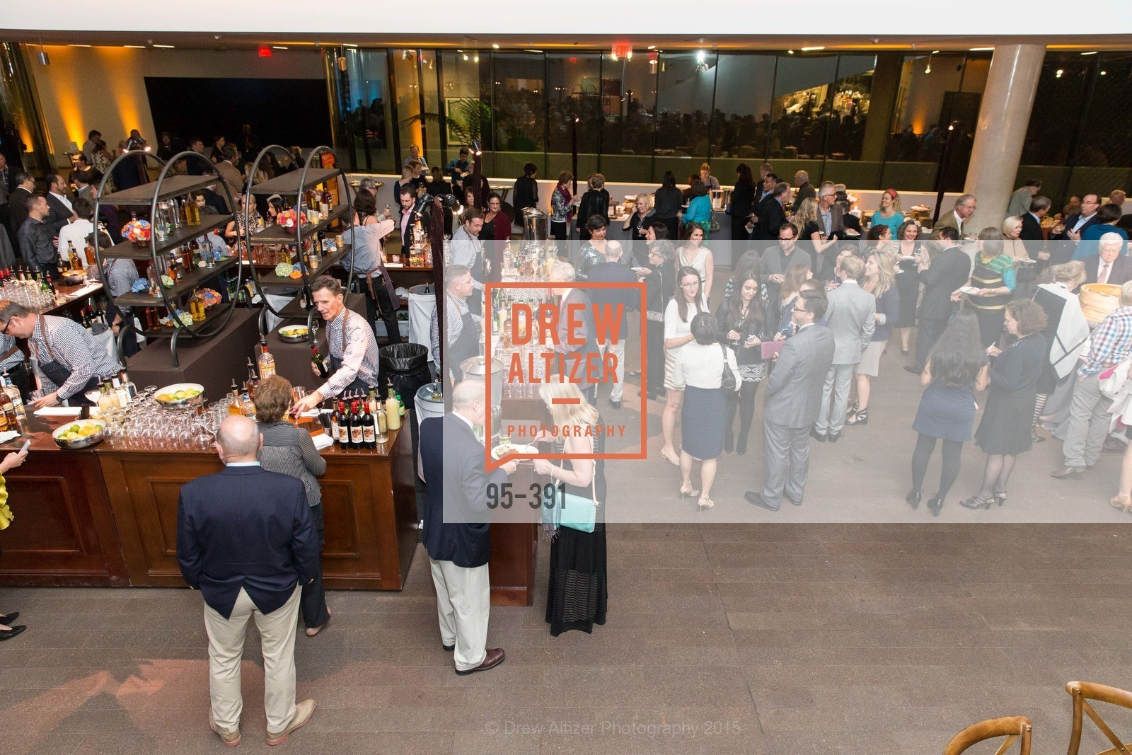 Atmosphere, Jewel City: Art From San Francisco's Panama-Pacific International Exposition Donor Opening Reception, de Young Museum, October 15th, 2015