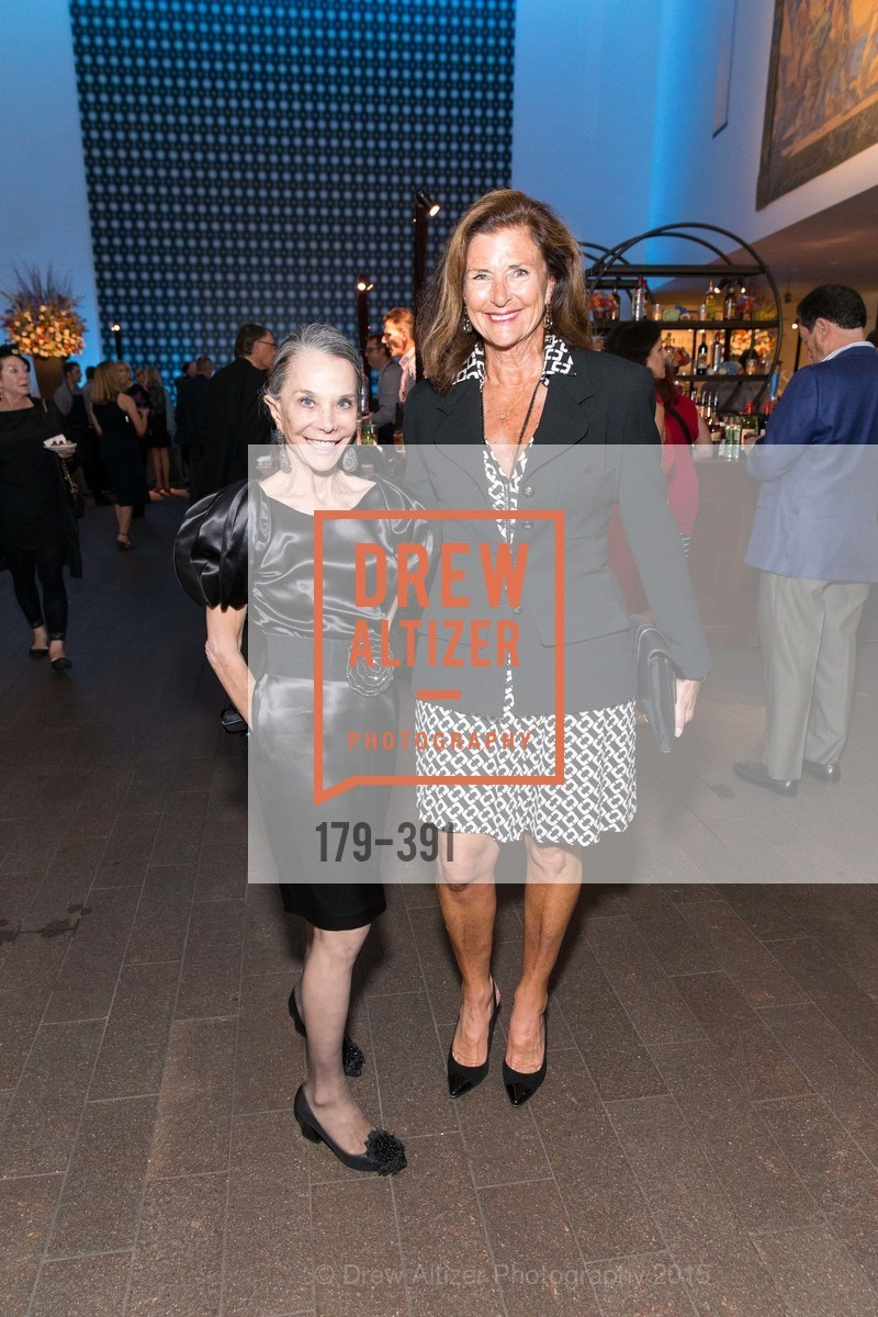 Julie Coplon, Linda Zider, Jewel City: Art From San Francisco's Panama-Pacific International Exposition Donor Opening Reception, de Young Museum, October 15th, 2015,Drew Altizer, Drew Altizer Photography, full-service agency, private events, San Francisco photographer, photographer california
