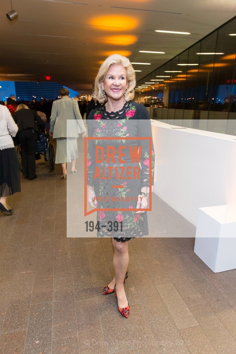 Dede Wilsey, Jewel City: Art From San Francisco's Panama-Pacific International Exposition Donor Opening Reception, de Young Museum, October 15th, 2015,Drew Altizer, Drew Altizer Photography, full-service agency, private events, San Francisco photographer, photographer california