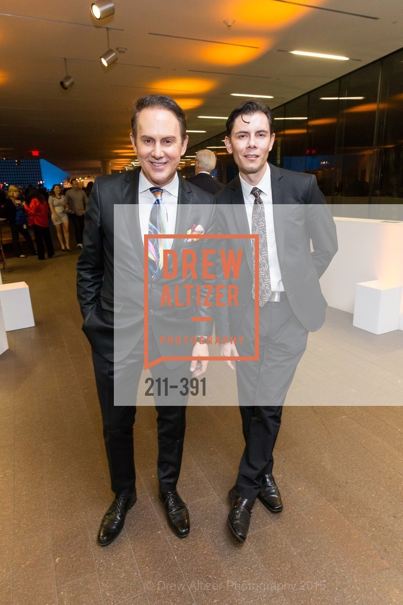 Joel Goodrich, Damion Matthews, Jewel City: Art From San Francisco's Panama-Pacific International Exposition Donor Opening Reception, de Young Museum, October 15th, 2015,Drew Altizer, Drew Altizer Photography, full-service event agency, private events, San Francisco photographer, photographer California