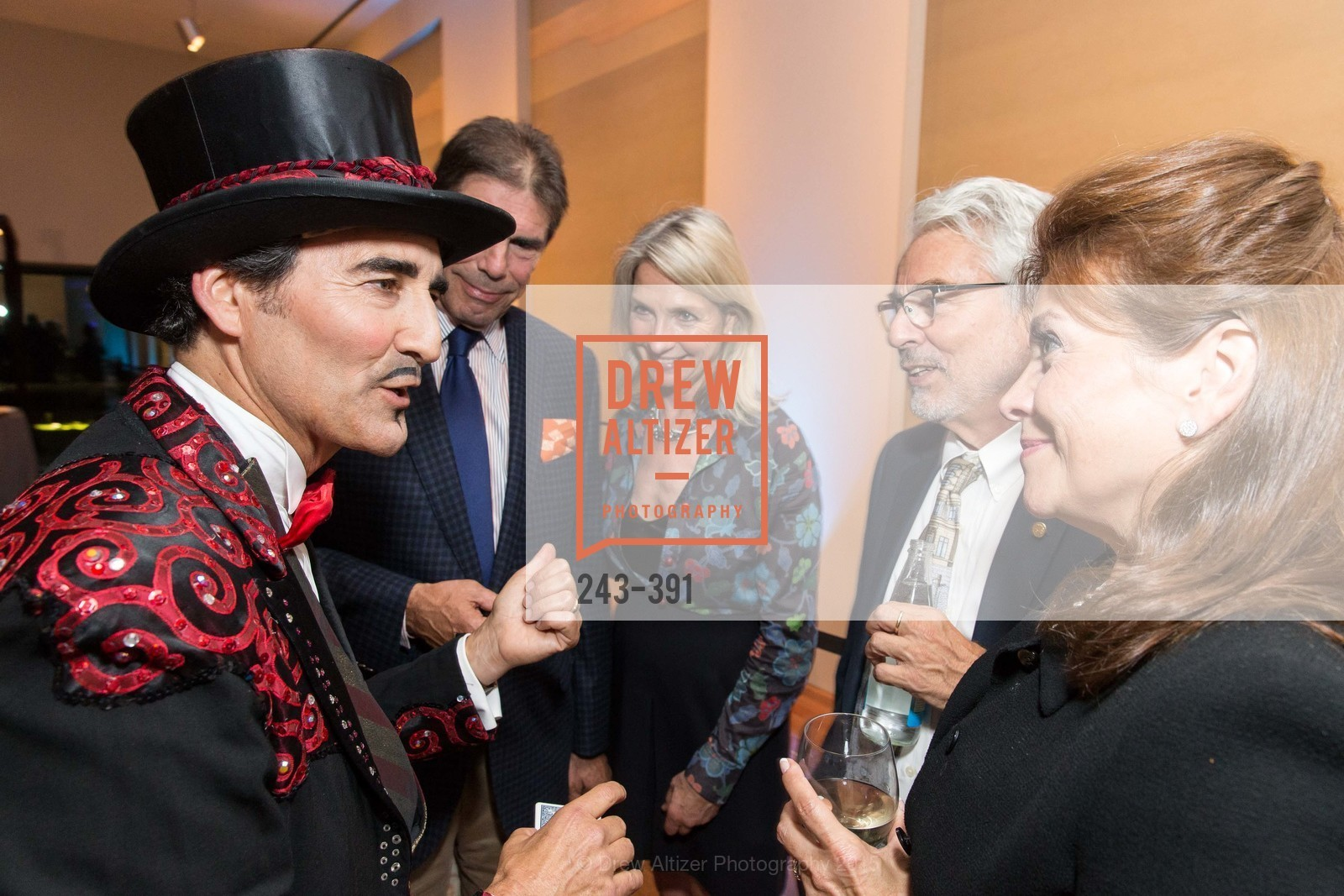 John Rosekrans, Kathy Geissler Best, Bill Ballas, Carol Ann Wentworth, Jewel City: Art From San Francisco's Panama-Pacific International Exposition Donor Opening Reception, de Young Museum, October 15th, 2015,Drew Altizer, Drew Altizer Photography, full-service agency, private events, San Francisco photographer, photographer california