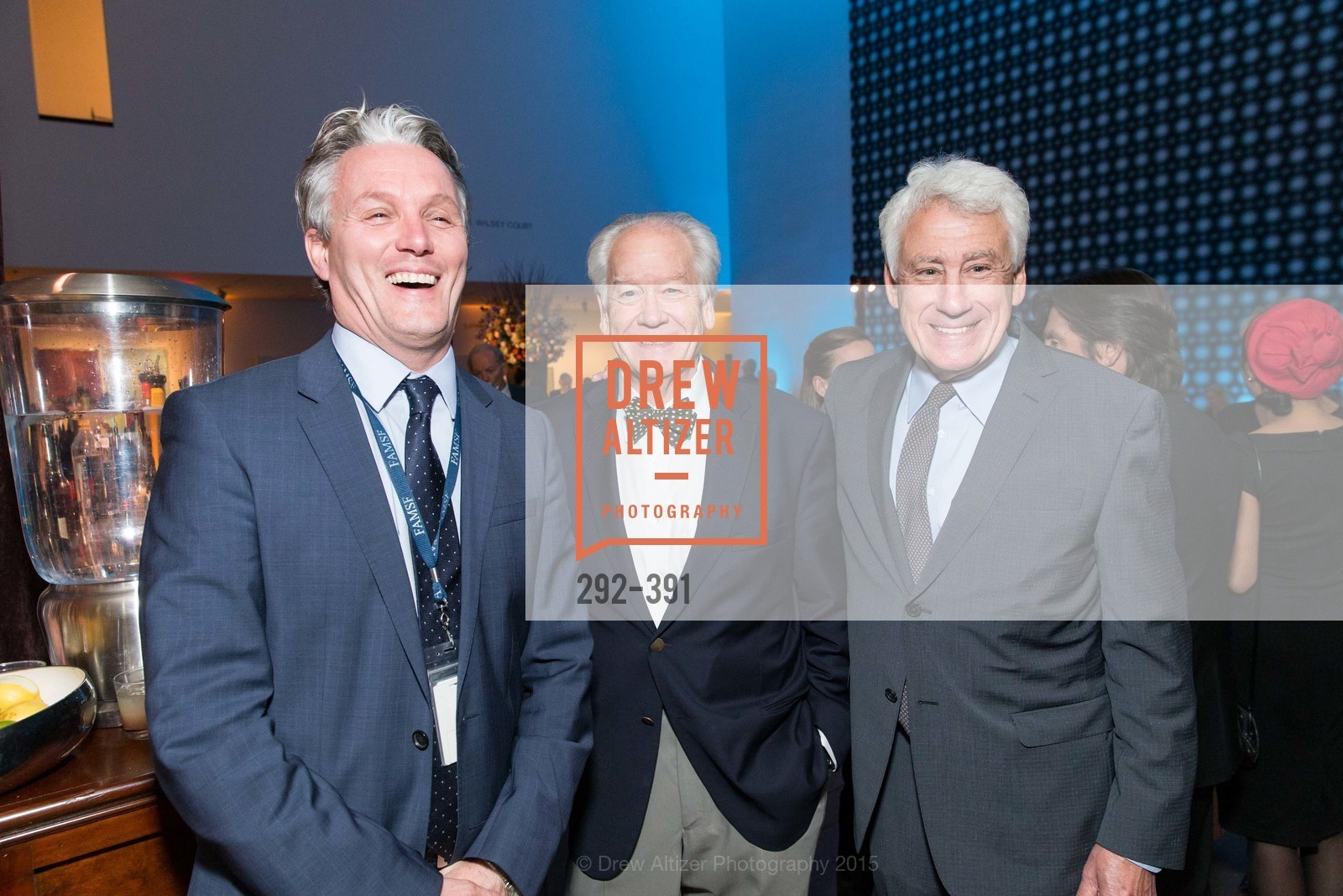 Julien Cox, Marc Cruciger, Joe Brewer, Jewel City: Art From San Francisco's Panama-Pacific International Exposition Donor Opening Reception, de Young Museum, October 15th, 2015,Drew Altizer, Drew Altizer Photography, full-service event agency, private events, San Francisco photographer, photographer California