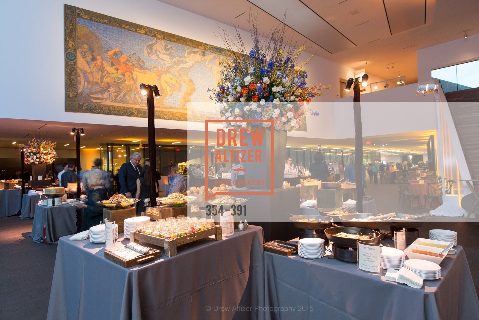 Atmosphere, Jewel City: Art From San Francisco's Panama-Pacific International Exposition Donor Opening Reception, de Young Museum, October 15th, 2015,Drew Altizer, Drew Altizer Photography, full-service agency, private events, San Francisco photographer, photographer california