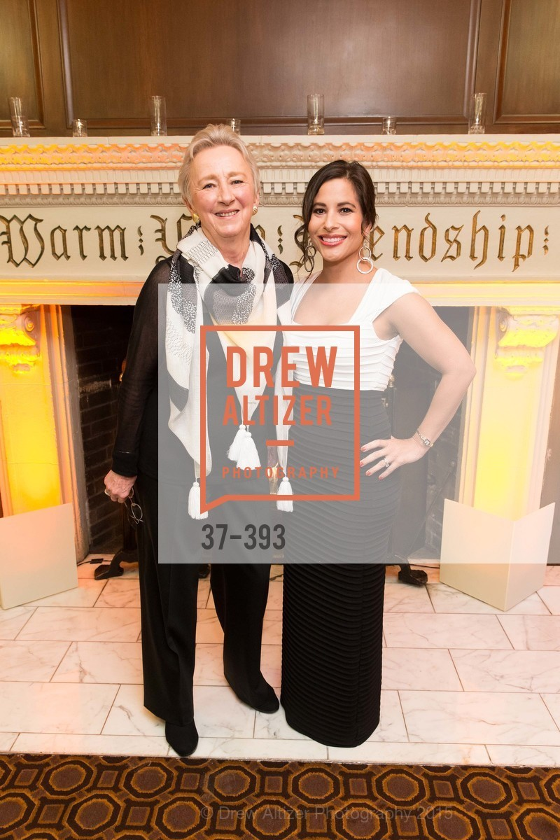 Ruth Felt, Natalie Wade, San Francisco Performances' 36th Season Gala, Merchants Exchange Building, Julia Morgan Ballroom. 465 California St, San Francisco, CA 94104, October 16th, 2015,Drew Altizer, Drew Altizer Photography, full-service agency, private events, San Francisco photographer, photographer california
