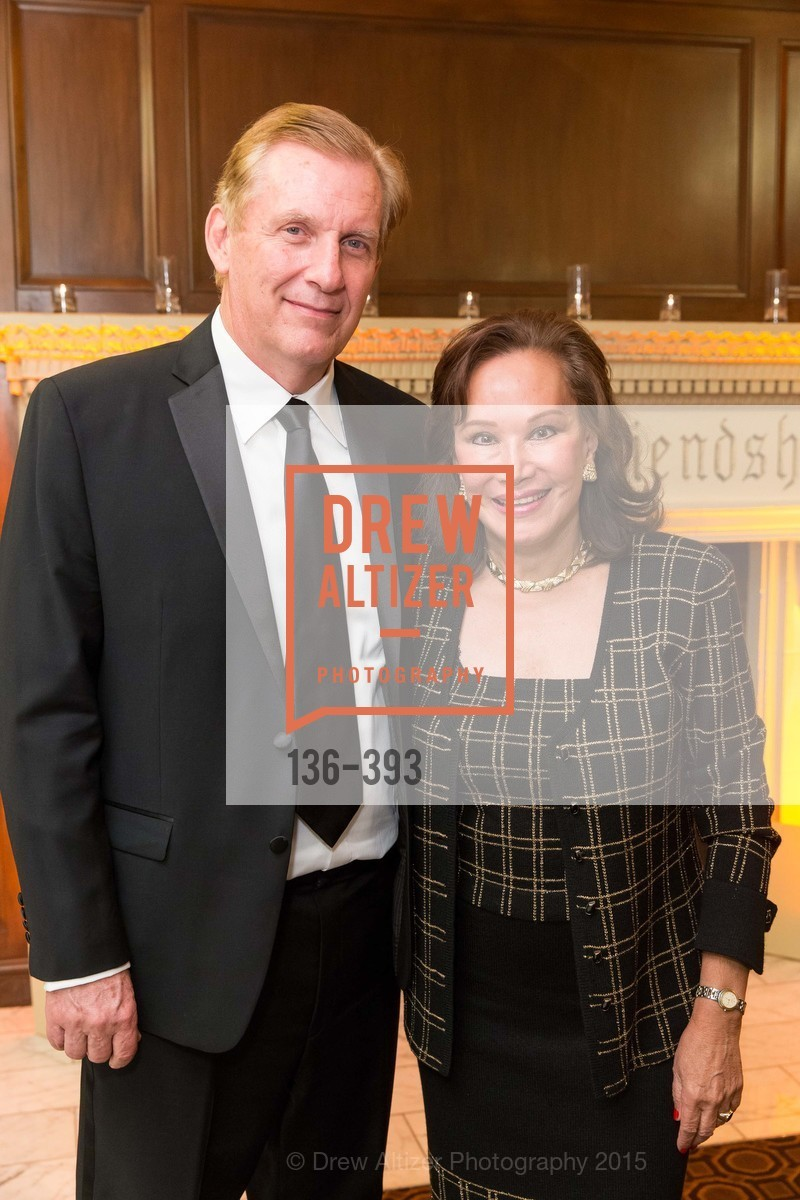 George Norton, Martha Hertelendy, San Francisco Performances' 36th Season Gala, Merchants Exchange Building, Julia Morgan Ballroom. 465 California St, San Francisco, CA 94104, October 16th, 2015,Drew Altizer, Drew Altizer Photography, full-service agency, private events, San Francisco photographer, photographer california