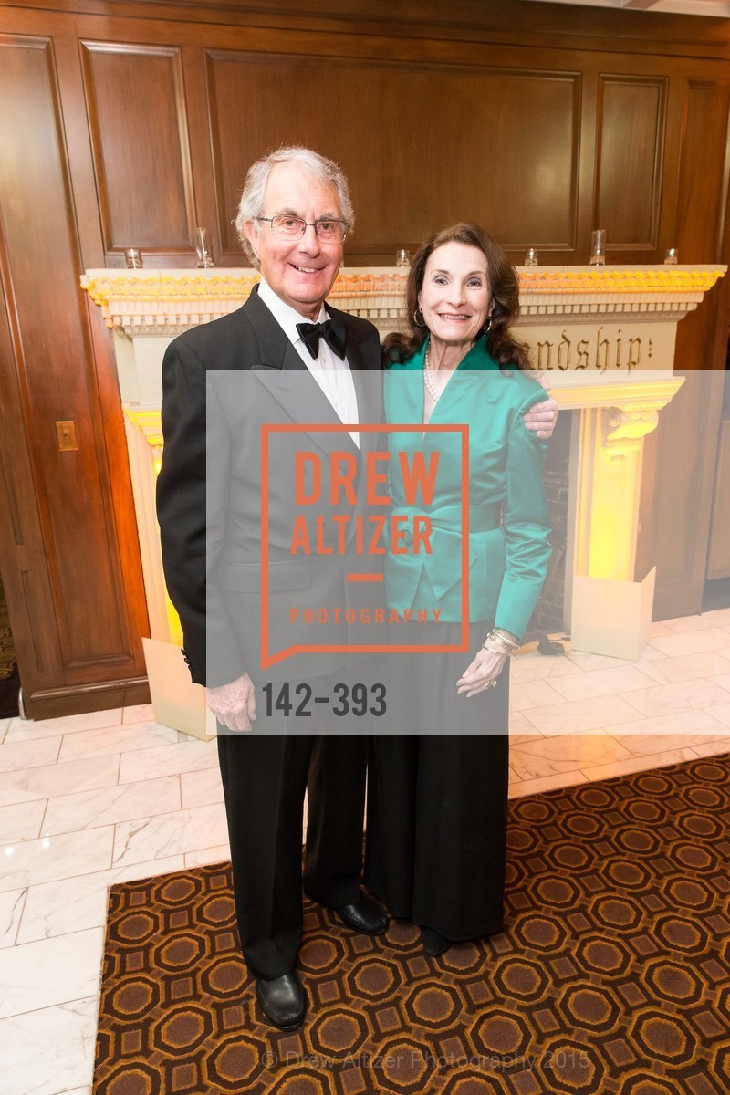 Allan Silverman, LaVerne Silverman, San Francisco Performances' 36th Season Gala, Merchants Exchange Building, Julia Morgan Ballroom. 465 California St, San Francisco, CA 94104, October 16th, 2015,Drew Altizer, Drew Altizer Photography, full-service agency, private events, San Francisco photographer, photographer california