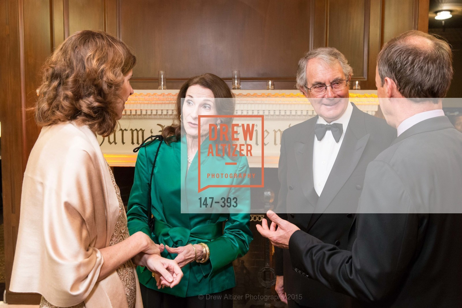 LaVerne Silverman, Alan Silverman, San Francisco Performances' 36th Season Gala, Merchants Exchange Building, Julia Morgan Ballroom. 465 California St, San Francisco, CA 94104, October 16th, 2015,Drew Altizer, Drew Altizer Photography, full-service agency, private events, San Francisco photographer, photographer california