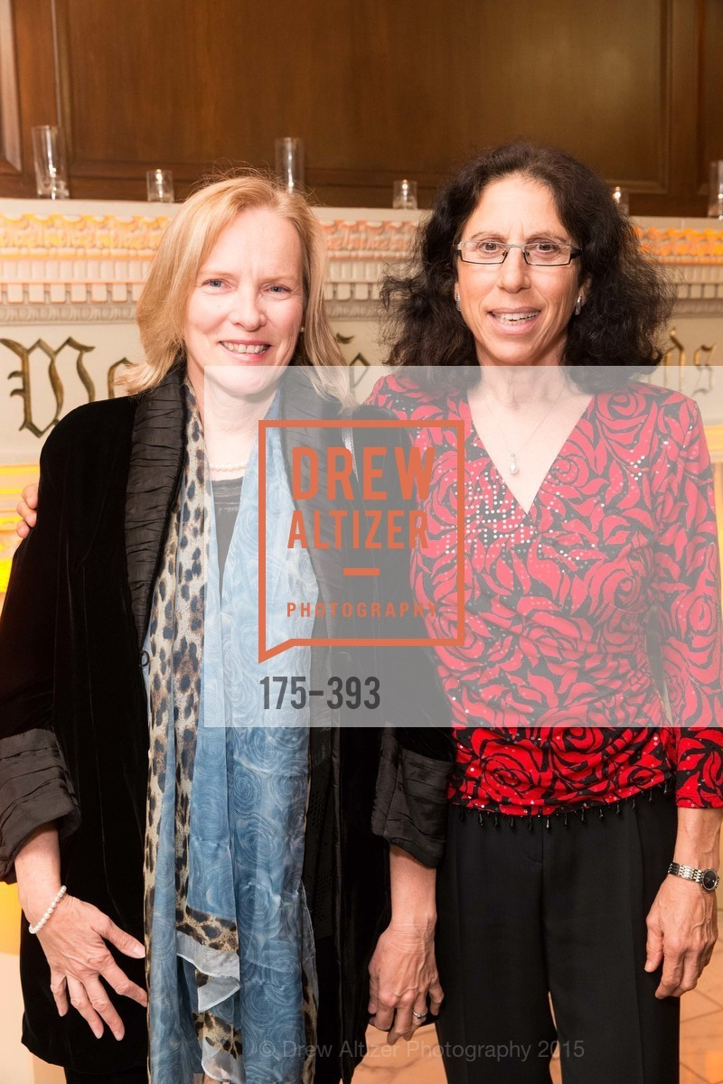 Paula Pilecki, Marion Weinreb, San Francisco Performances' 36th Season Gala, Merchants Exchange Building, Julia Morgan Ballroom. 465 California St, San Francisco, CA 94104, October 16th, 2015,Drew Altizer, Drew Altizer Photography, full-service agency, private events, San Francisco photographer, photographer california