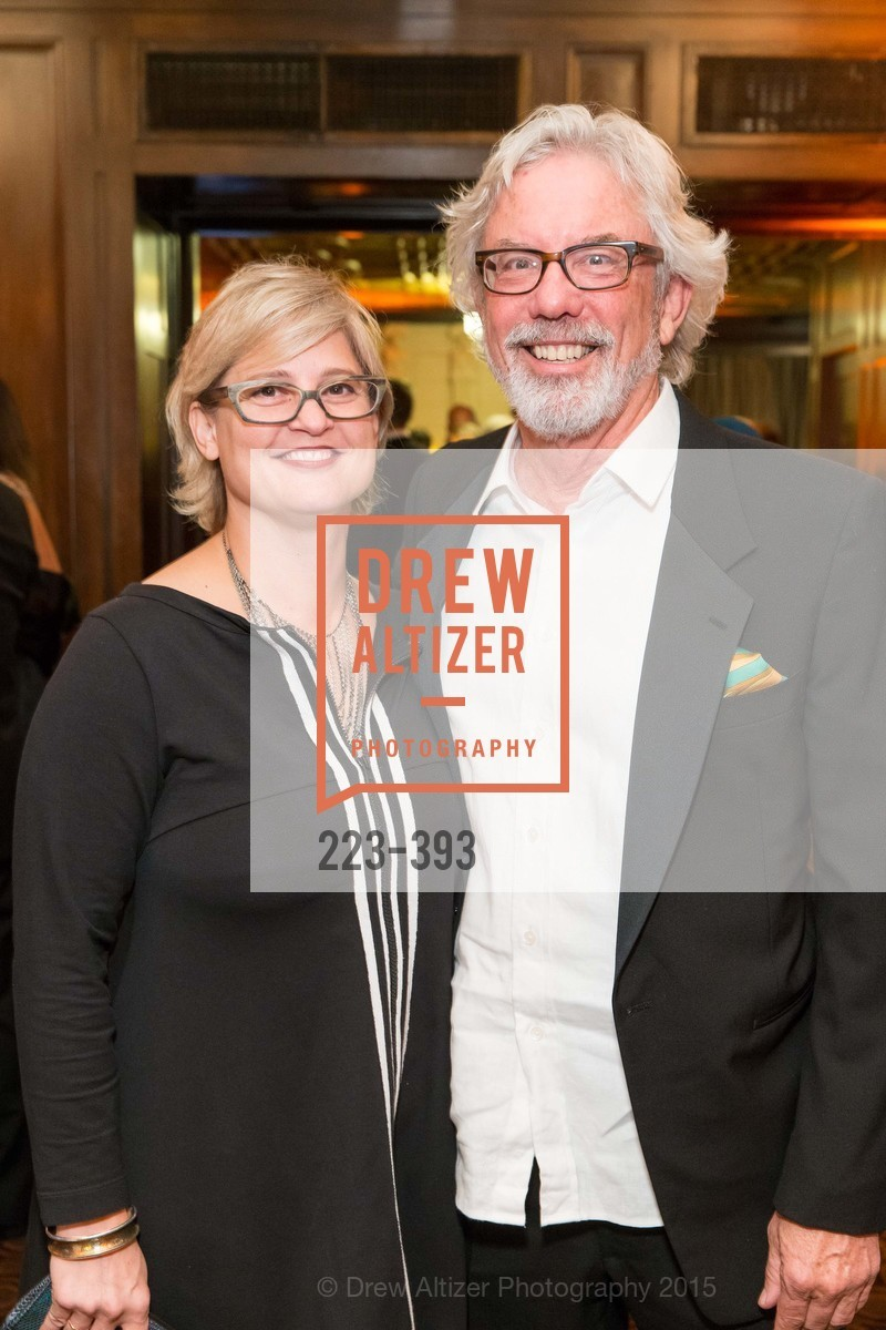 Dena Bravata, Jim De Golia, San Francisco Performances' 36th Season Gala, Merchants Exchange Building, Julia Morgan Ballroom. 465 California St, San Francisco, CA 94104, October 16th, 2015,Drew Altizer, Drew Altizer Photography, full-service agency, private events, San Francisco photographer, photographer california