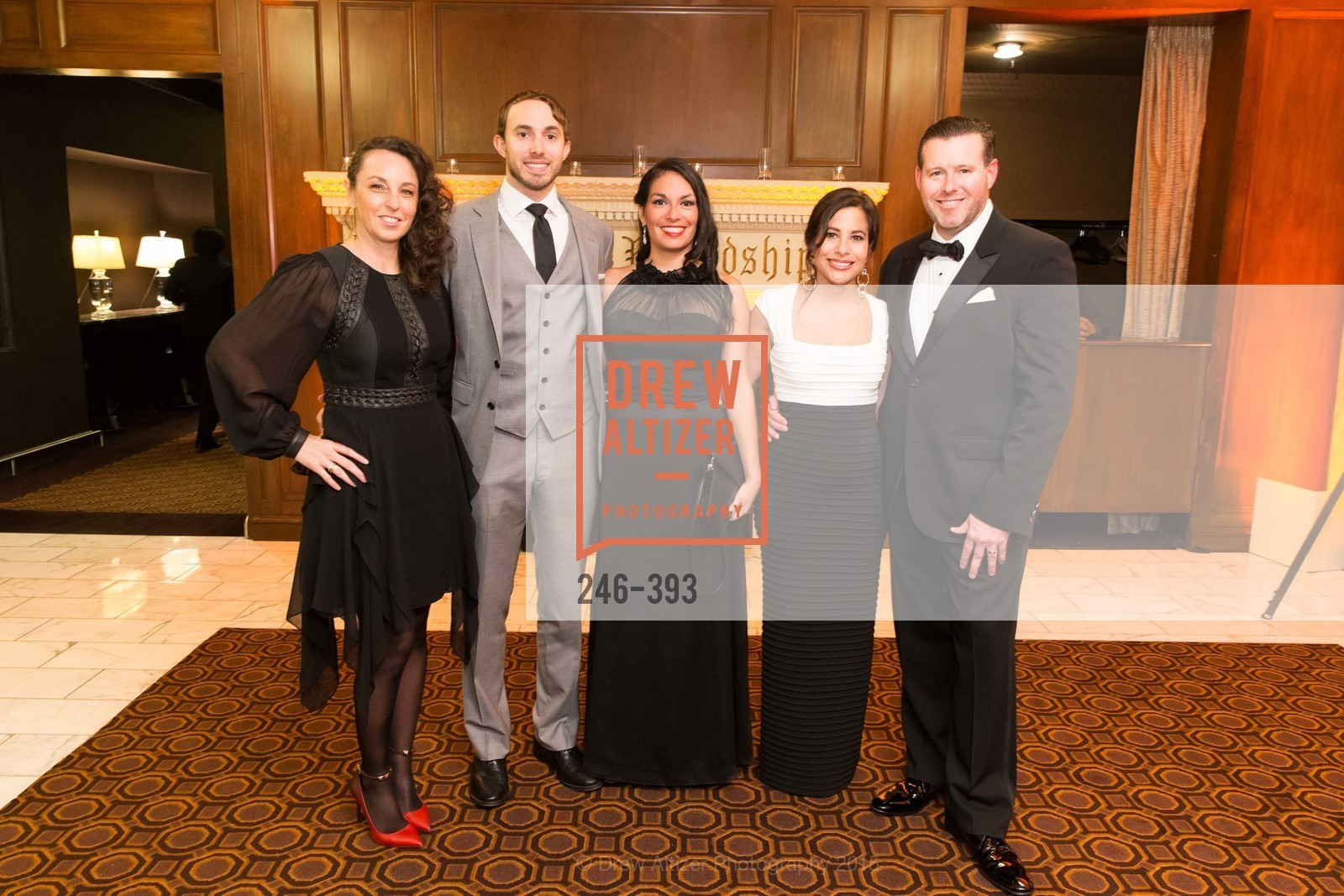 Stacey Harte, Chris Cunnigham, Anais Challe, Natalie Wade, Aza Olival, San Francisco Performances' 36th Season Gala, Merchants Exchange Building, Julia Morgan Ballroom. 465 California St, San Francisco, CA 94104, October 16th, 2015,Drew Altizer, Drew Altizer Photography, full-service agency, private events, San Francisco photographer, photographer california