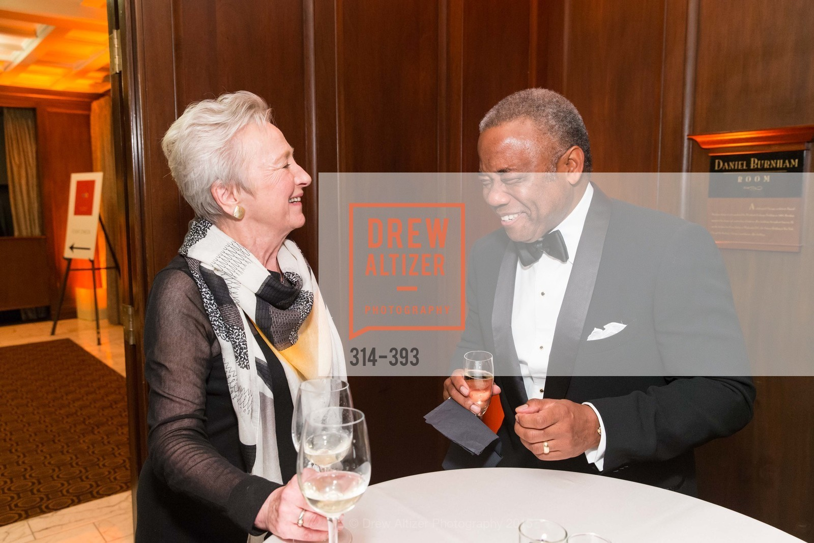 Ruth Felt, Victor Hymes, San Francisco Performances' 36th Season Gala, Merchants Exchange Building, Julia Morgan Ballroom. 465 California St, San Francisco, CA 94104, October 16th, 2015,Drew Altizer, Drew Altizer Photography, full-service agency, private events, San Francisco photographer, photographer california