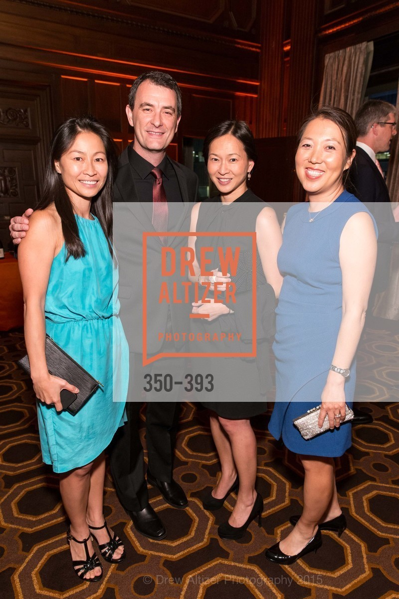 Susan So, Chris Pickett, Lily Beischer, Grace Voorhis, San Francisco Performances' 36th Season Gala, Merchants Exchange Building, Julia Morgan Ballroom. 465 California St, San Francisco, CA 94104, October 16th, 2015,Drew Altizer, Drew Altizer Photography, full-service agency, private events, San Francisco photographer, photographer california