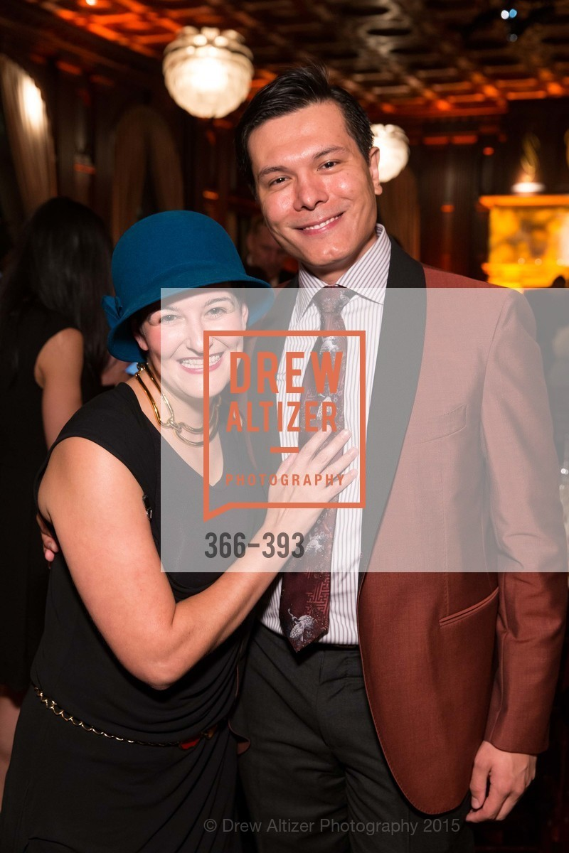 Alana Denison, Michael Nguyen, San Francisco Performances' 36th Season Gala, Merchants Exchange Building, Julia Morgan Ballroom. 465 California St, San Francisco, CA 94104, October 16th, 2015,Drew Altizer, Drew Altizer Photography, full-service agency, private events, San Francisco photographer, photographer california