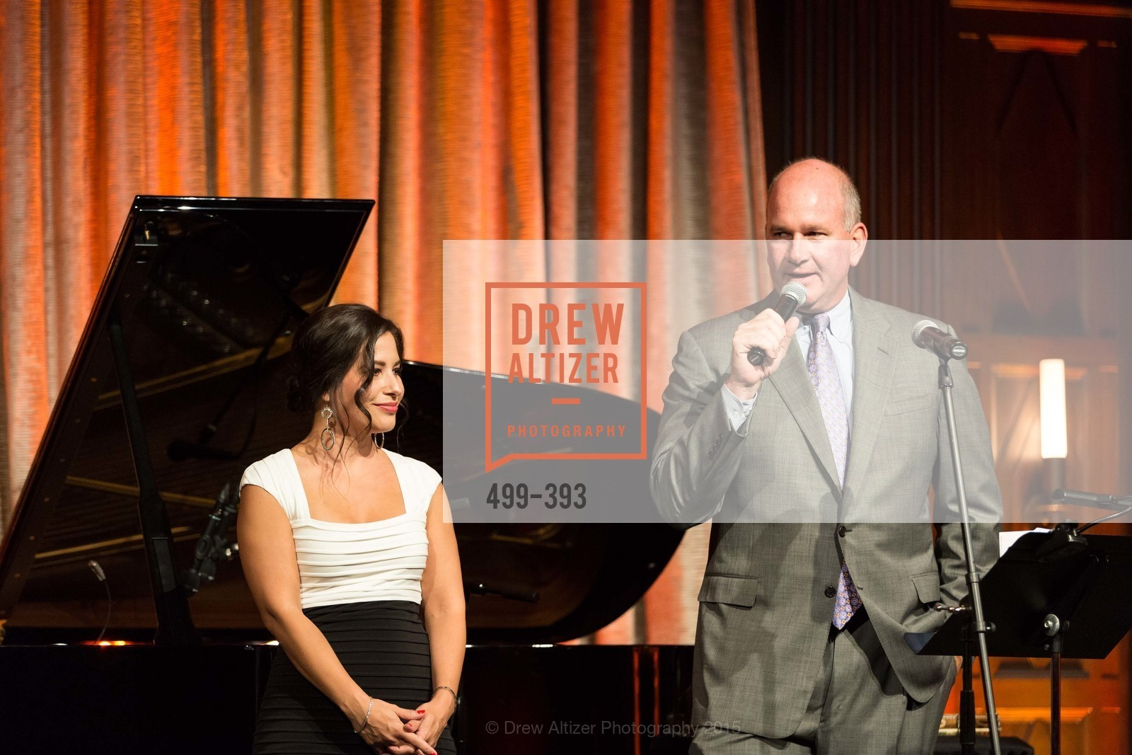 Natalie Wade, Tom Beischer, San Francisco Performances' 36th Season Gala, Merchants Exchange Building, Julia Morgan Ballroom. 465 California St, San Francisco, CA 94104, October 16th, 2015,Drew Altizer, Drew Altizer Photography, full-service agency, private events, San Francisco photographer, photographer california