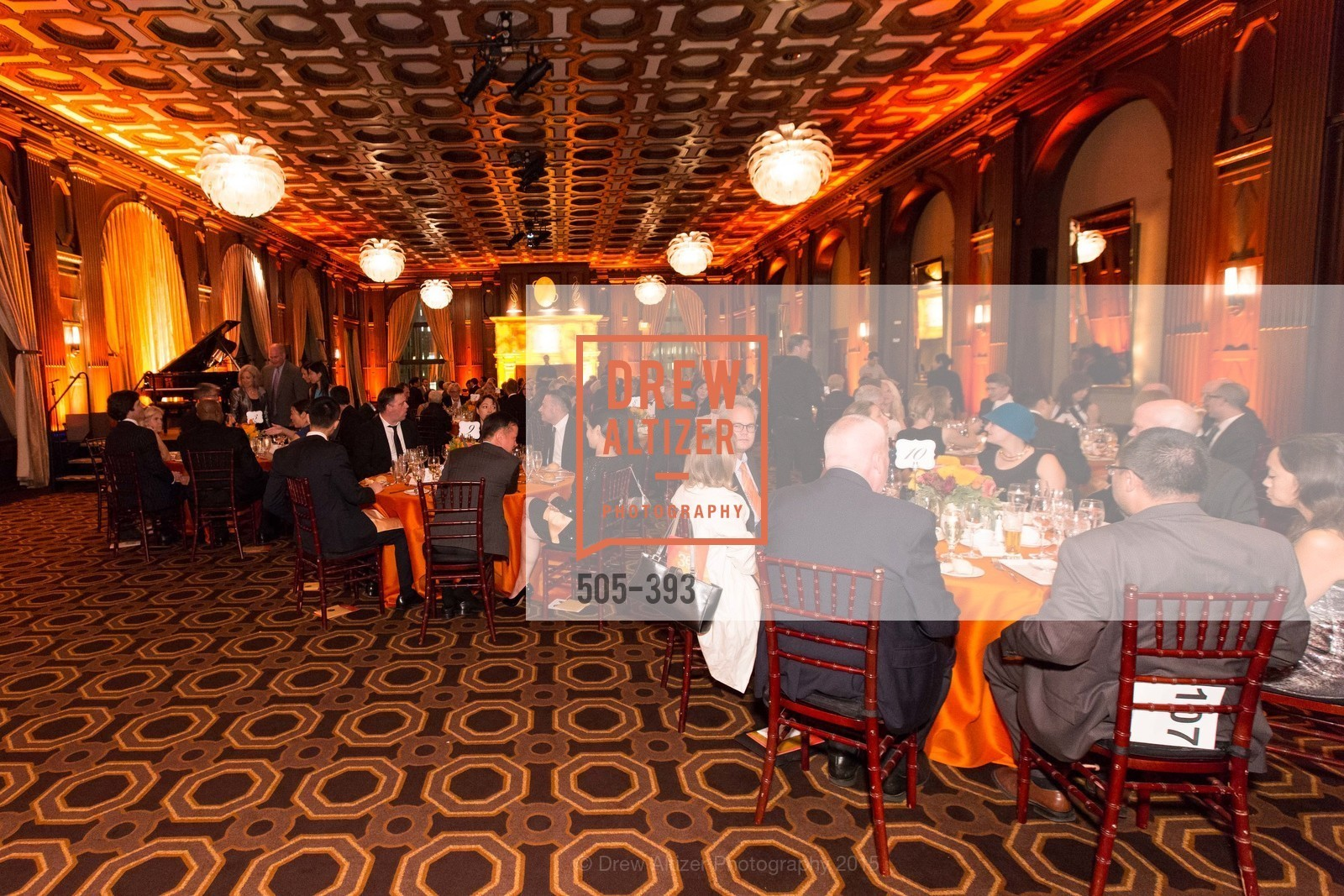 Atmosphere, San Francisco Performances' 36th Season Gala, Merchants Exchange Building, Julia Morgan Ballroom. 465 California St, San Francisco, CA 94104, October 16th, 2015,Drew Altizer, Drew Altizer Photography, full-service agency, private events, San Francisco photographer, photographer california