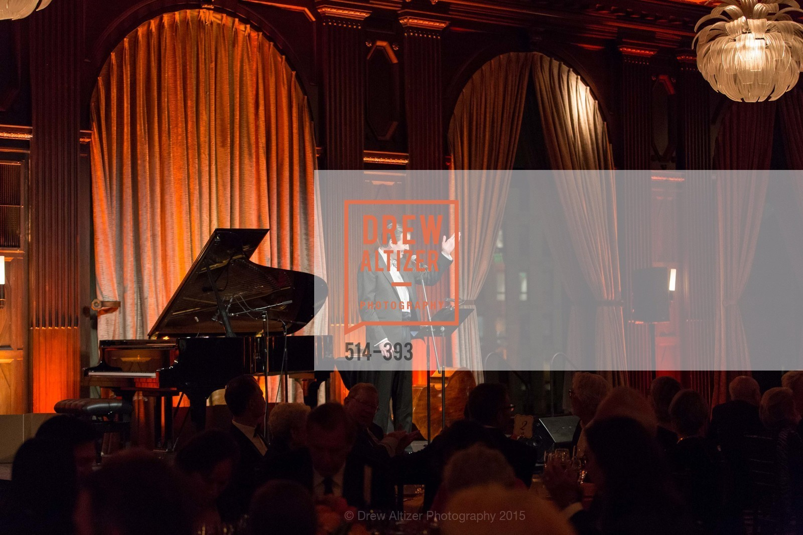 Patrick McCabe, San Francisco Performances' 36th Season Gala, Merchants Exchange Building, Julia Morgan Ballroom. 465 California St, San Francisco, CA 94104, October 16th, 2015,Drew Altizer, Drew Altizer Photography, full-service agency, private events, San Francisco photographer, photographer california